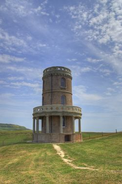 Clavell Tower Kimmeridge