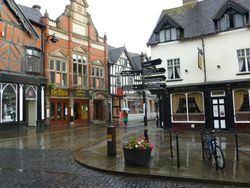 Shrewsbury interior.