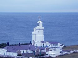 St Catherines Light.