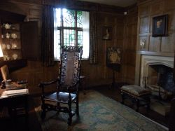 The Study, Packwood House