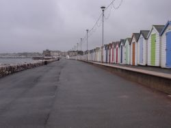 Preston Sands, Beach Huts