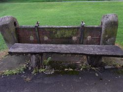 Village stocks, Wormhill
