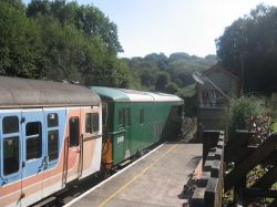 Forest Railway Colours