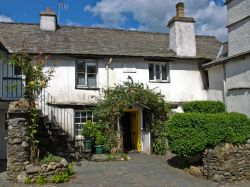 Hawkshead cottage