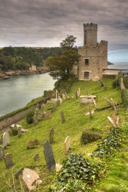 Dartmouth Castle HDR