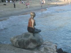 The Mermaid of Folkestone