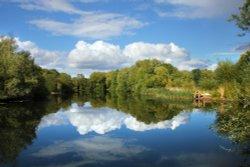 Kingsbury Water Park Wallpaper