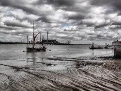 Thames at Gravesend