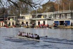 Oxford University Boathouses