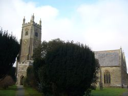 St Columb Major Church, Cornwall