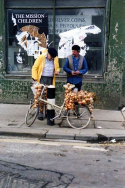 The Onion Sellers