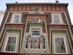 The Egyptian House, Penzance