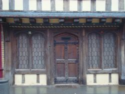 Palace Street, Tudor House