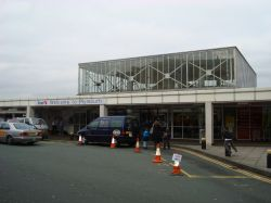 Plymouth Station
