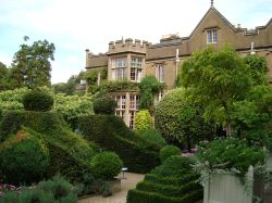 Holker Hall from the Private Garden