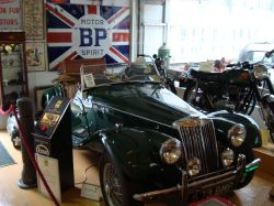Lakeland Motor Museum at Holker Hall