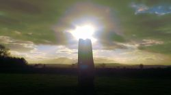 Winter Solstice 2011, Long Meg