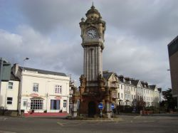 Queen Street Clock Tower