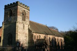 Church of St Michael, Tatenhill