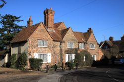Turpins Cottage at Sonning-on-Thames Wallpaper