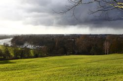 Thames and Twickenham Stadium from Richmond Hill