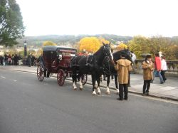 Autumn Coach Ride
