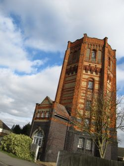 Finedon Water Tower