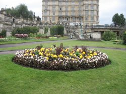 Parade Gardens, Flower Beds