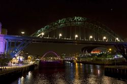 Newcastle: A night on the Tyne