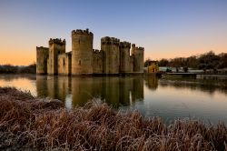 Season of stillness - Bodiam Castle