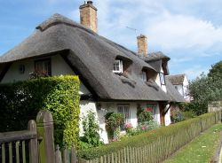 Thatched Cottage, Houghton