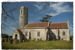 St Andrew's Church, Mutford, Suffolk
