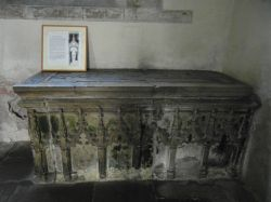 The Tomb of Sir Nicholas Burnell