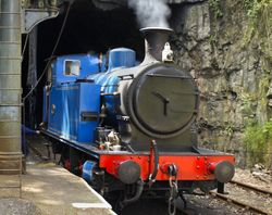 Lake District, Lakeside & Haverthwaite Railway