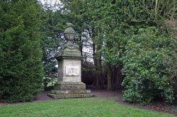 Cat Memorial, Shugborough