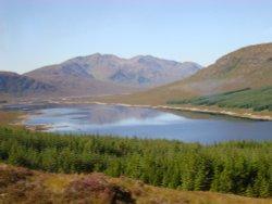 West Highland, Loch Loyne