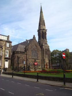 West Park United Reformed Church