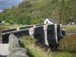 The bridge to Mainland