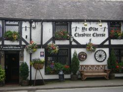 The Cheshire Cheese public house