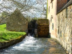 The Old Mill, Lower Slaughter, Gloucestershire