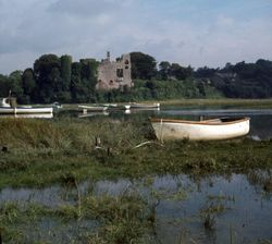 Laugharne and its Castle