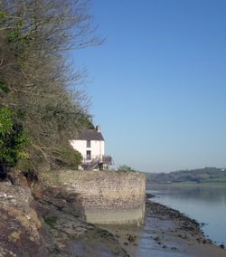 The Boathouse, Laugharne