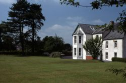 Friars Park House and grounds, Carmarthen Wallpaper