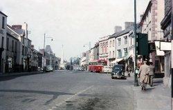 Lammas Street, Carmarthen Wallpaper