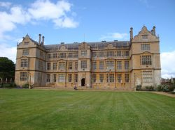 Montacute House June 2009