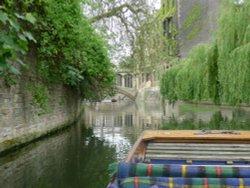 College Backs, Cambridge