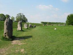 Stone Circle,Avebury Ring