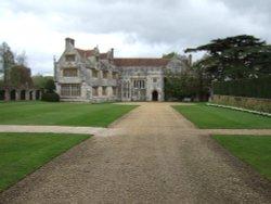 Athelhampton House