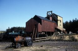 The coal mine; Beamish