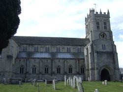 Priory Church, Christchurch